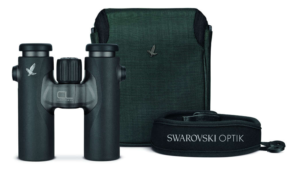 Swarovski cl companion 2017 8x30 anthrazit wild nature
